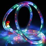 LED Rope Light With Power Cord